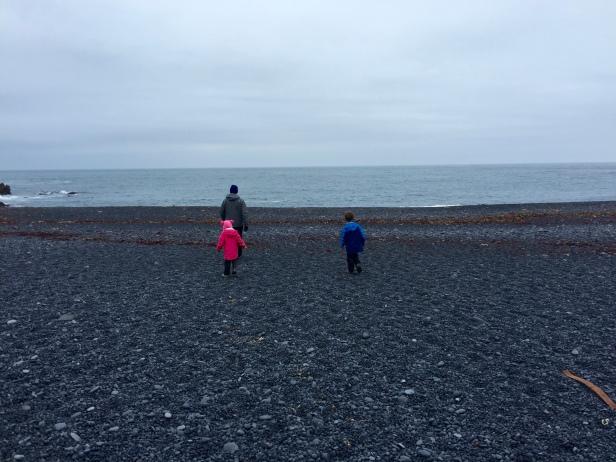 Þjóðgarðurinn, Snæfellsjökull National Park, Icelan