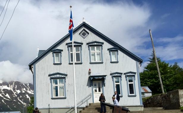 Iceland Independence Day, Seydisfjordur, Iceland